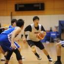 西田 優大選手(東海大学 1年)