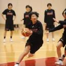 江良 萌香選手(聖カタリナ学園高校 3年)