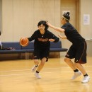 粟津 雪乃選手(桜花学園高校 3年)