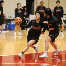 山本 麻衣選手(桜花学園高校 2年)