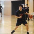 佐藤 卓磨選手(東海大学 3年)は攻守に渡り好プレイを見せる