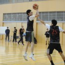野口 夏来選手(専修大学 2年)のジャンプシュート