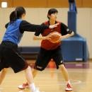 中田 珠未選手(早稲田大学 1年)