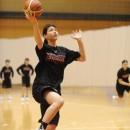 田中 真美子選手(早稲田大学 2年)