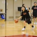 岡田 英里選手(東京医療保健大学 1年)