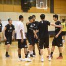 笹山 陸選手(洛南高校 2年)を中心に確認するブラックチーム